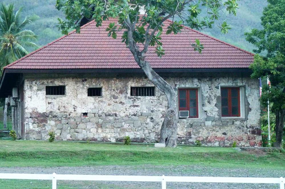 Prison de Taiohae, Nuku Hiva.