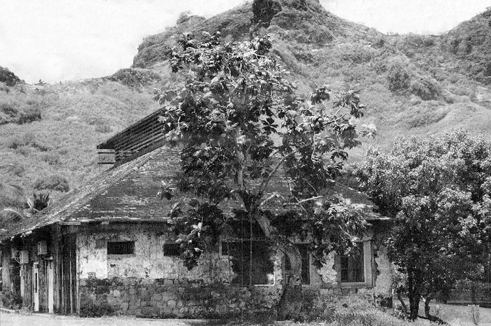 Prison de Nuku Hiva à Taiohae
