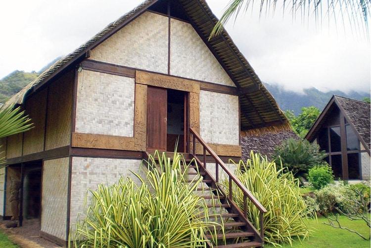 Maison du jouir de Gauguin à Atuona - Hiva Oa