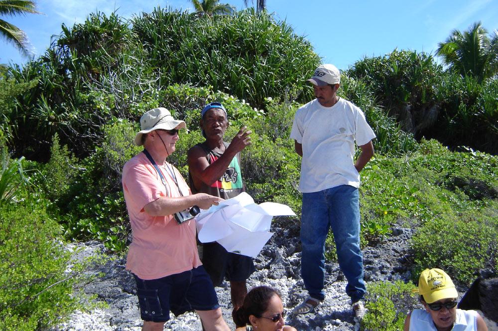 Recensement du patrimoine des Tuamotu. Tahanea 2005