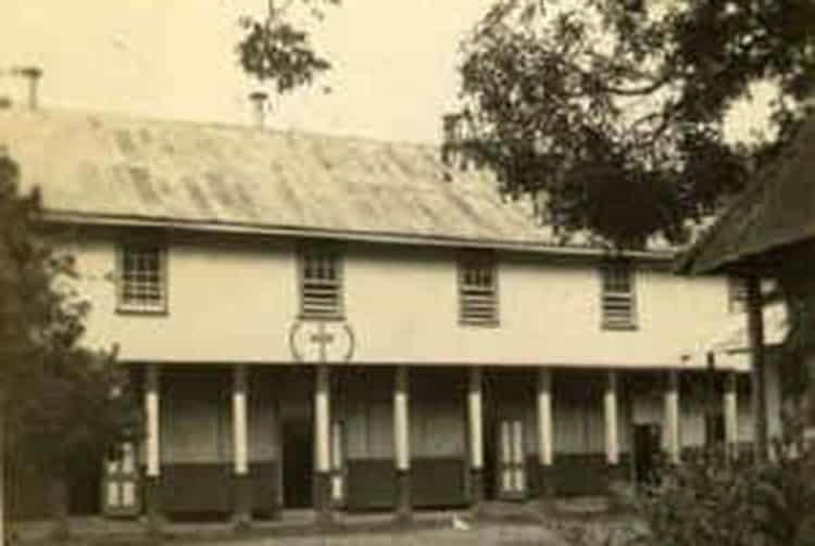 Ecoles des soeurs d'Atuona, Hiva Oa en 1924