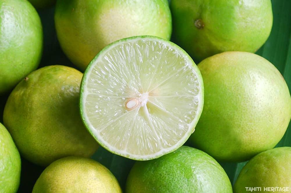 Citron vert de Tahiti