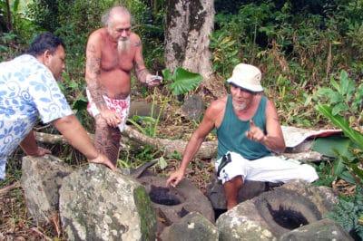 Recensement du patrimoine à Tubuai