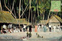 Village des Tuamotu