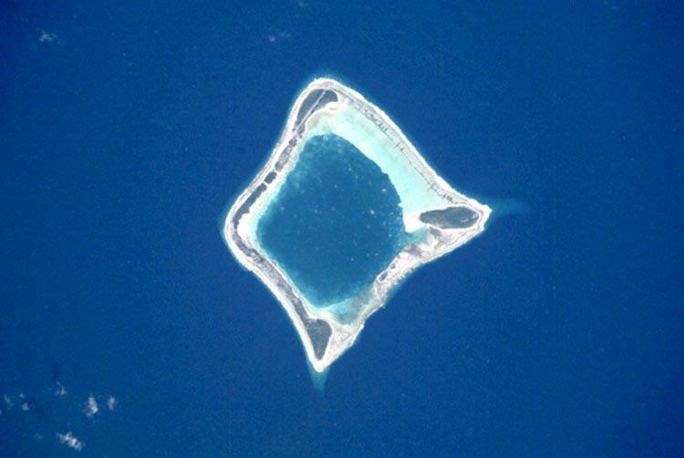 Atoll de Anuanuraro, Tuamotu