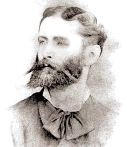 Le pharmacien Edouard François Raoul.