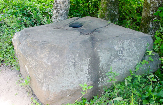 Ofai Vainana, Moorea © Tahiti Heritage