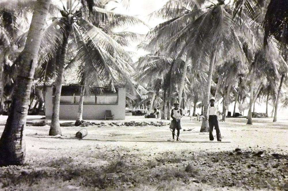 Puka Puka en 1950