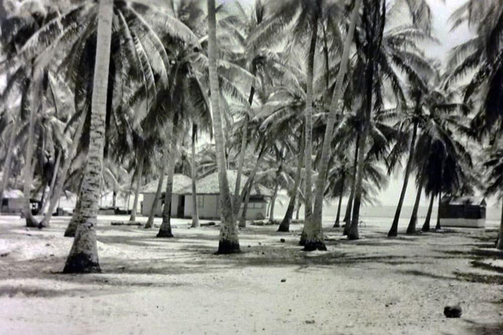 Le village de Puka Puka en 1950