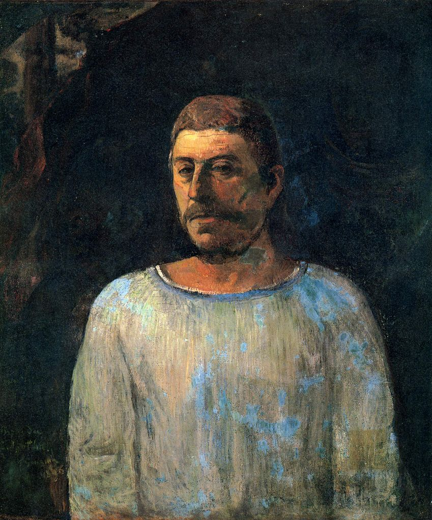 Paul Gauguin en 1896