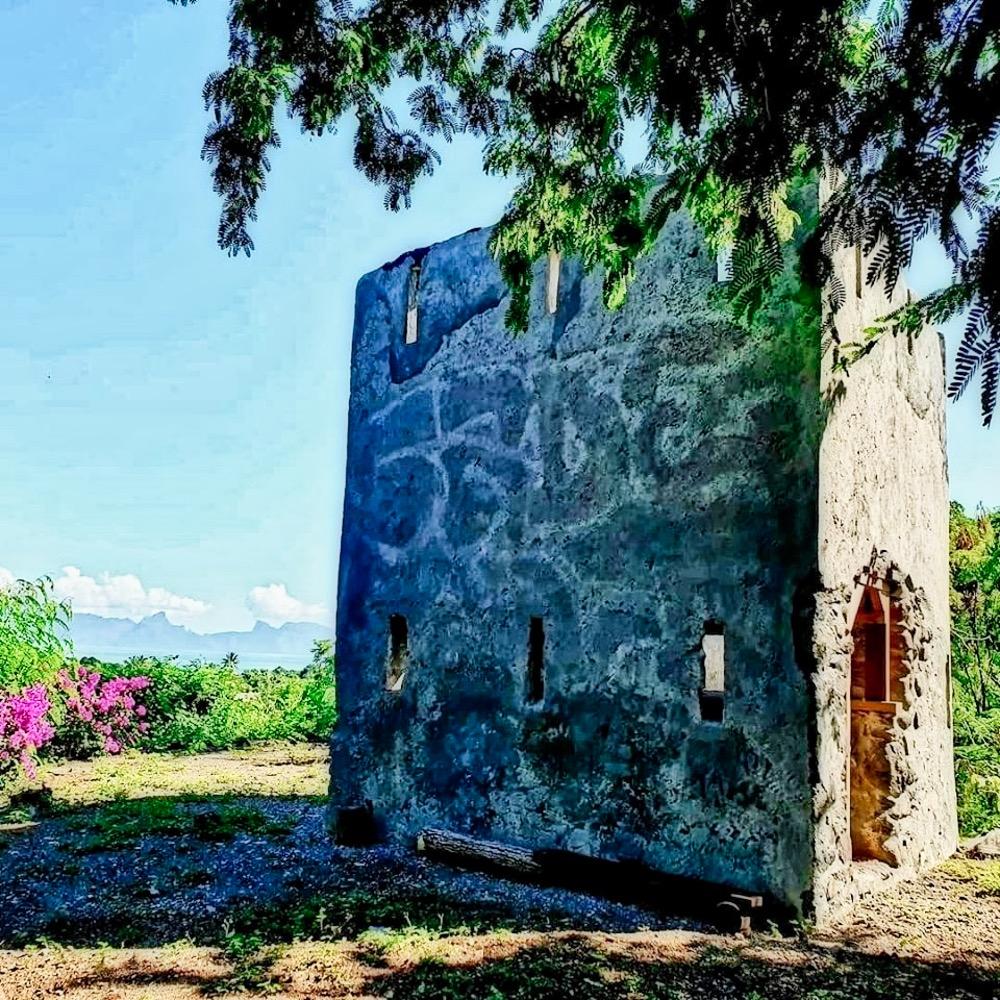 Fort Perrotte de la Punaruu, Punaauia