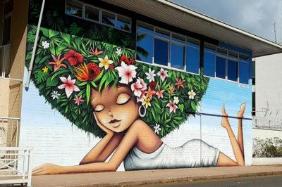 Vini Graffiti. Photo Chantal Tahiti