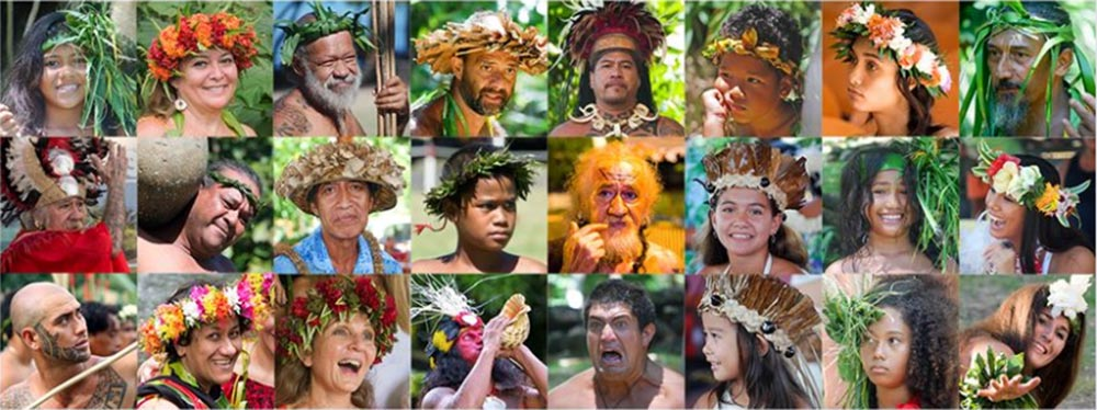 Page Communauté Tahiti Heritage sur Facebook