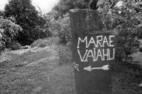 Marae Vaiahu Maupiti