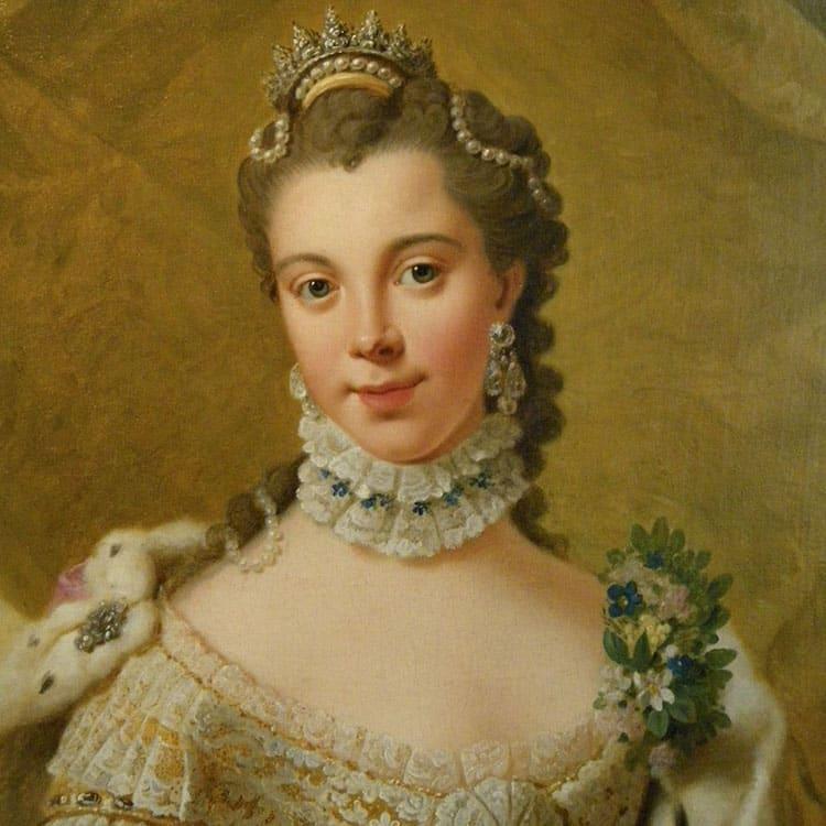 Sophie Charlotte von Mecklembourg Strelitz